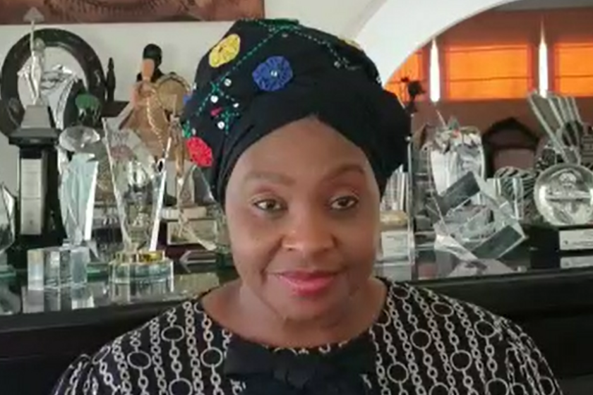 Yvonne Chaka Chaka thanks CISAC for election as VP